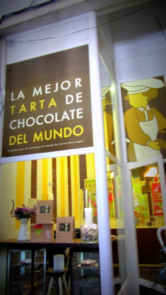 En busca de la Mejor Tarta de Chocolate del Mundo. (3/5)
