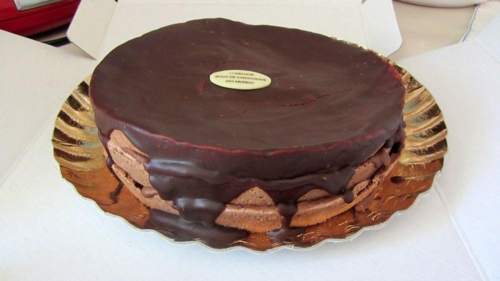 En busca de la Mejor Tarta de Chocolate del Mundo. (5/5)